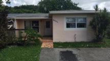 6461 SW 19 St. North Lauderdale, FL 33068