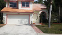 8736 Jade Ct. Boynton Beach FL 33437