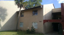 720 SW 81 Ave. #11B. North Lauderdale, FL 33069
