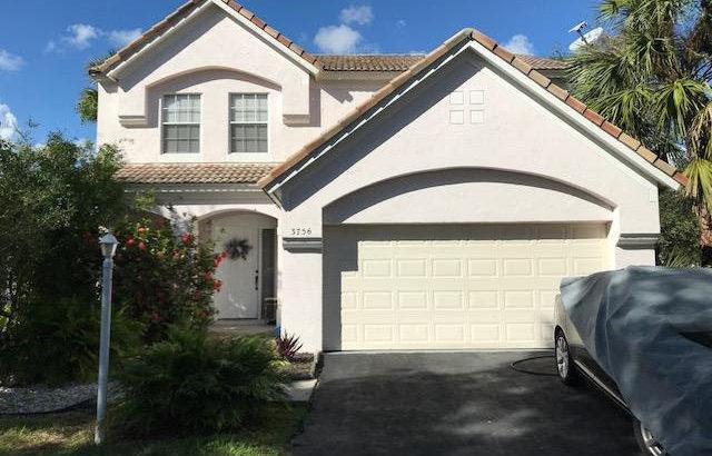 3756 Wilderness Way Coral Springs Fl 33065 Wholesale Real Estate