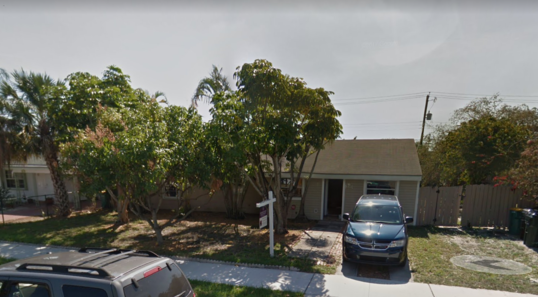 1301 Crestwood Blvd. Lake Worth FL 33460