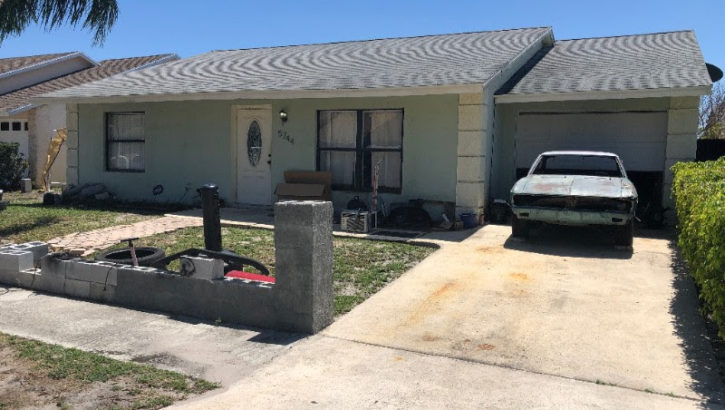 5744 Ellis Hollow Rd., E Lake Worth, FL 33463
