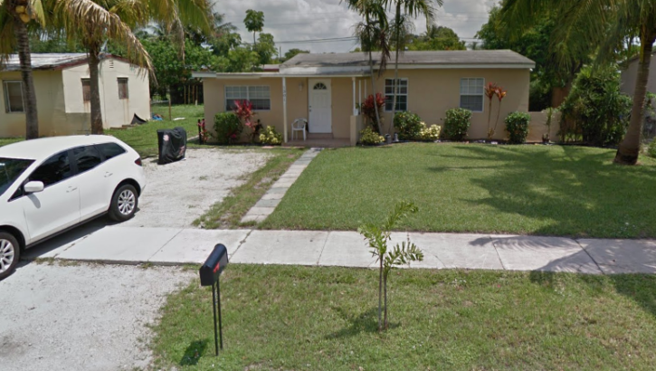 1301 NW 11th Pl. Fort Lauderdale, FL 33311