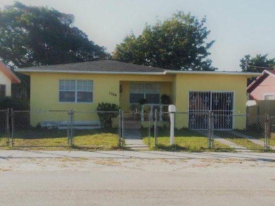 1366 NW 75 Street, Miami, FL 33147
