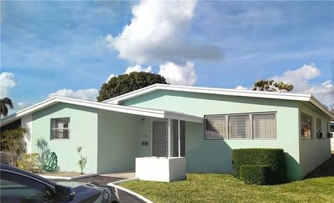 6721 Roosevelt St. Hollywood, FL 33024