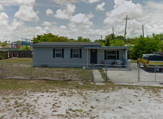 1019 NW 10 Ave. Fort Lauderdale, FL 33311