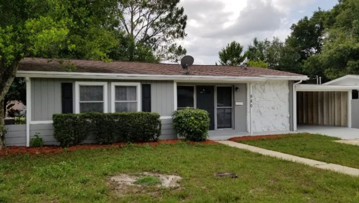 580 E Normandy Blvd. Deltona, FL 32725