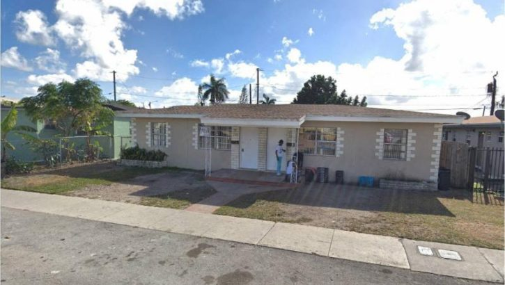 117 NW 17th St. Homestead, FL 33030