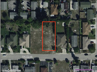 Vacant Lot in Riviera Beach 33404