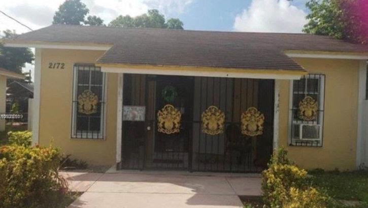 2172 NW 49 St., Miami FL 33142