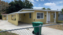 2360 NW 153 St., Miami Gardens FL 33054